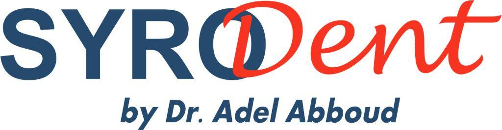 Logo SyroDent by Dr. Adel Abboud